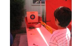Image of a Bulls Eye Suction Darts Game