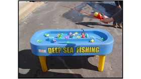 Image of a Deep Sea Fishing Carnival Game