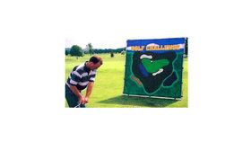 Image of a Golf Challenge Carnival Game