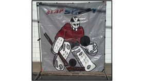 Image of a Hockey Slap Shot Shootout