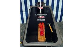 Image of a Lobster Bake Carnival Game