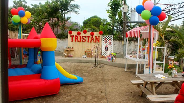 carnival themed birthday party rental collection