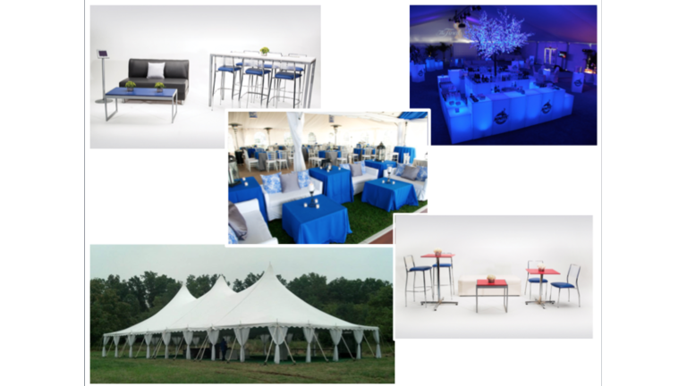 Collection image for Lounge Event in a Tent collection