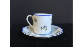 Image of a Vintage Tea Cup & Saucer (Set of 2)