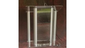 Image of a The Nancy Acrylic Podium