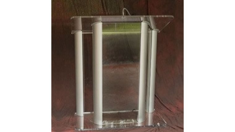 Picture of a The Nancy Acrylic Podium