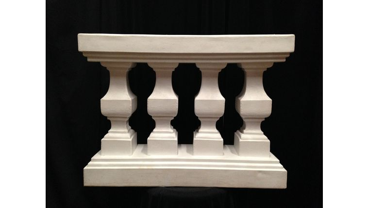 Large Balustrade : goodshuffle.com