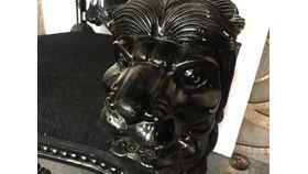 Throne - Black image