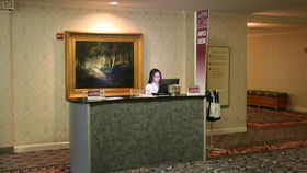 Image of a Registration Desk or Bar - Branding Opportunity!