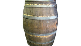 Image of a Prop: Western, Wine Barrel