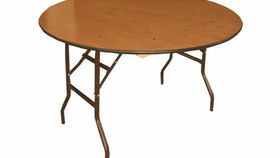 Image of a Table: 5' Round
