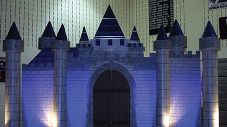 Picture of a Enchanted Castle Set