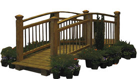 Image of a Footbridge Set
