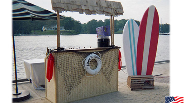 Picture of a Beach Bar