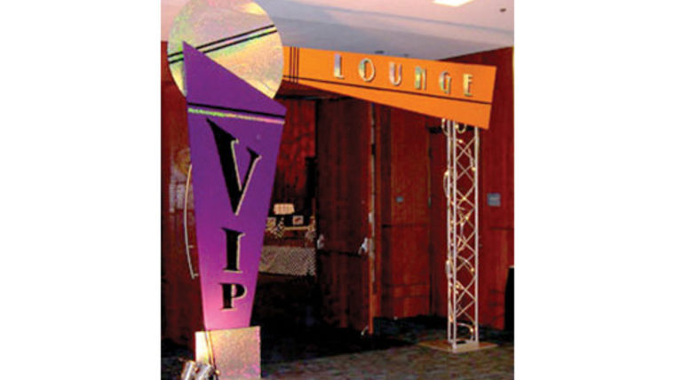 Picture of a Entrance: VIP Lounge