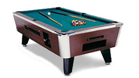 Image of a Pool Table -7' Eagle Non-Coin USA