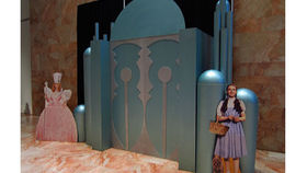 Image of a Emerald City Set