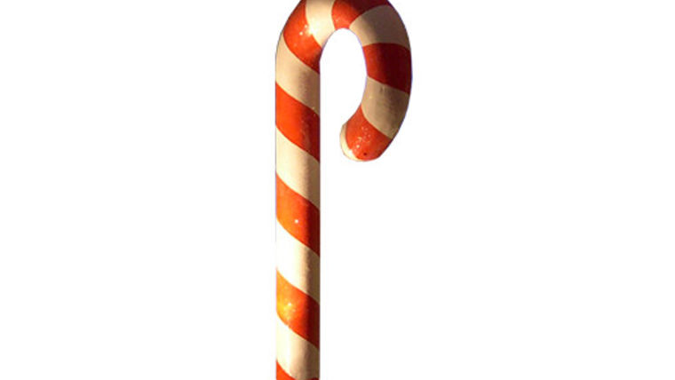 Picture of a Prop: Christmas, Candy Cane 8.5 ft