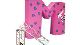 Image of a Set: MTV Set 8ft x 10ft