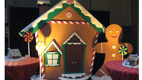 Image of a Set: Gingerbread House