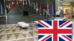 Image of a Flags: International, United Kingdom 3'x5' Nylon