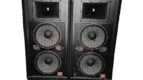 Image of a Speakers:  JBL SR Series II SR4733A
