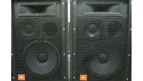 Image of a Speakers:  JBL SR Series II SR4715A