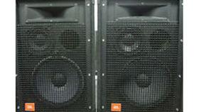 Image of a Speakers:  JBL SR Series II SR4715A