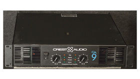 Image of a Audio Visual Support:  Crest Audio CA9 Sound Amplifier