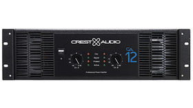 Image of a Audio Visual Support:  Crest Audio CA12 Sound Amplifer
