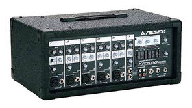 Image of a Audio Visual Support:  Peavey Mixer: Powered Mixer XR560
