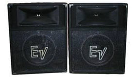 Image of a Speakers:  EV SH-1512ER