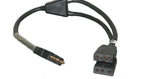 Image of a Cable: Stagepin Twofer