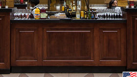 Image of a Bars: Mahogany Front, Single