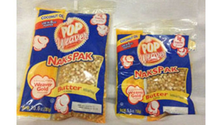 Picture of a Novelty Food: Pop Corn Supplies for 250 Attendees