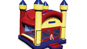 Image of a Castle Bounce 15x15