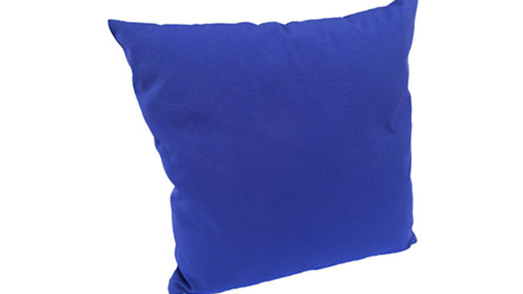 Picture of a Purple Pillow