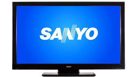 "Image of a Audio Visual:  Flat Screen:  Sanyo 42"" LCD HDTV / Monitor"