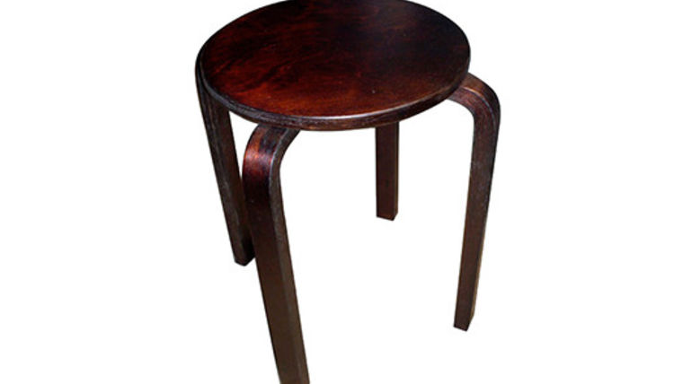 Picture of a Bentwood Coffee/End Table,Mahogany