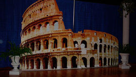 Image of a Set: International, Roman Coliseum