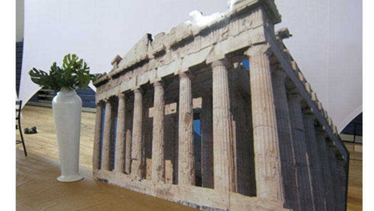 Set: International, Parthenon : goodshuffle.com