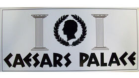 Image of a Caesars Palace Sign