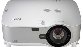 Image of a Audio Visual: Projector: NEC NP3250