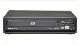 Image of a Audio Visual: DVD Player