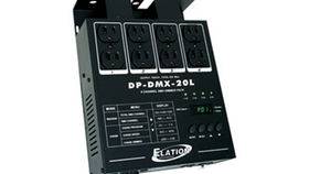 Image of a Lighting: Elation DMX Dimmer Packs (DP DMX 20L)