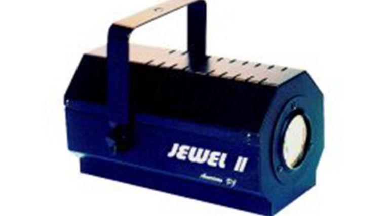 Picture of a American DJ Jewel II