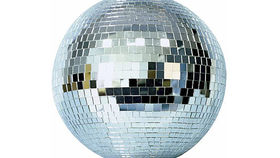 Image of a Lighting: Disco Ball 8""