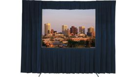 "Image of a Audio Visual Support: Projection Screen, Fast Fold 7'6"" x 10' with Dress Kit"
