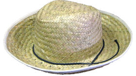 Image of a Prop: Western, Cowboy Hat Natural