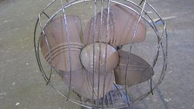 Image of a Antique Fan